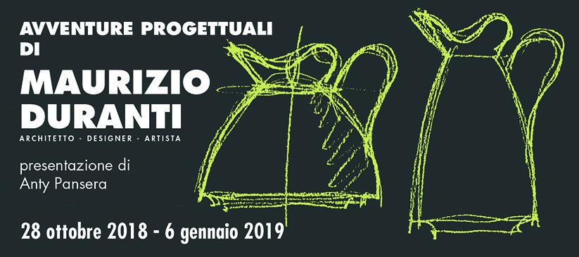 Avventure Progettuali di Maurizio Duranti