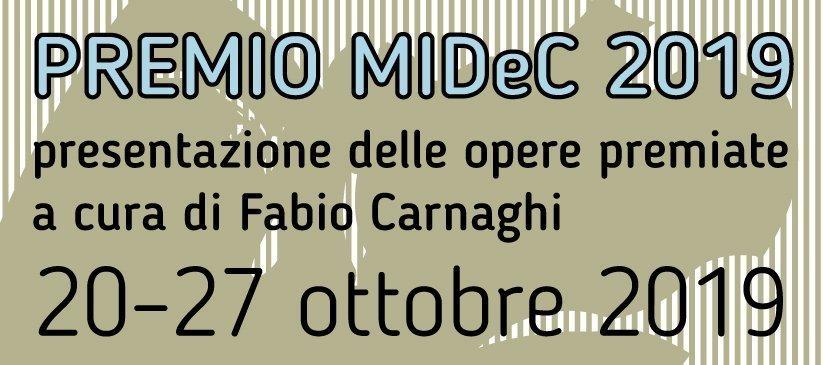 Premio MIDeC 2019