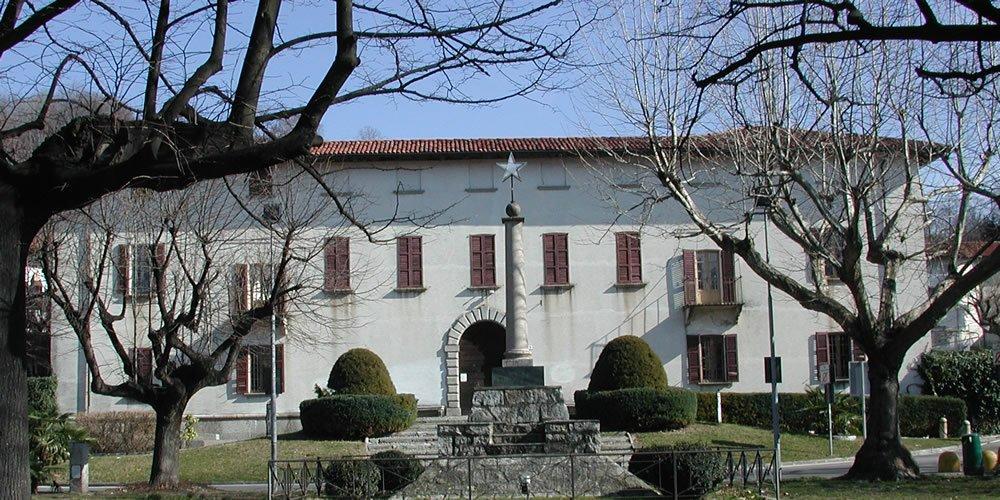 Palazzo Perabò - Vista dal lago