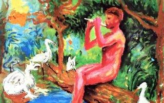 Orfeo incantatore – Giorgio Pinotti
